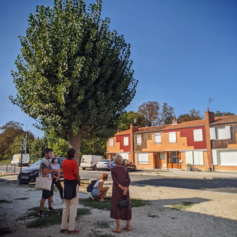 Bacalan Claveau, de la rue bleue à la cité jardin